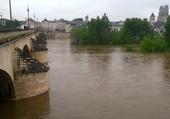 La Loire à Orléans le 3 juin 2016