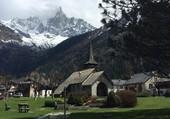 Puzzle La chapelle des Praz de Chamonix