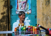 1. Vendeur de rue à Ho Chi Minh