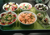 Salades estivales