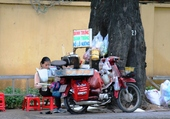 3. Vendeur de rue à Ho Chi Minh