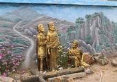 Chemin de croix au Vietnam.5