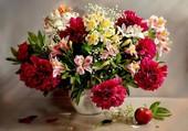 Fleur pour la décoration