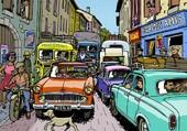 Aix en Provence RN7