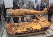 Momies et sarcophage