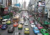 circulation a Bangkok