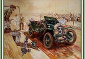 Bentley n°3 1ère des 24 h du Mans 1927