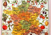 Puzzle Fruits de France