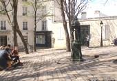 Puzzle Le bateau lavoir Monmartre