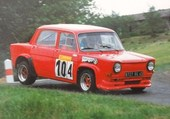 Rallye du Lochois 1990.