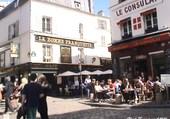 Puzzle Monmartre auberge