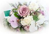 mon bouquet de mariee