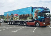 Puzzle superbe camion