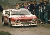 lancia rallye 037 patrick snijers