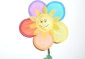 girouette colorée