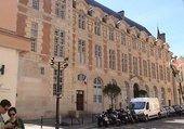 palais abbatial de St. Germain des Prés
