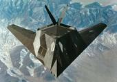 F117 A night hawk US air force