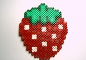 Puzzle fraise