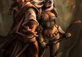 Rhonin & Vereesa