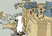 Attaque du chateau