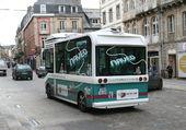 Un bus dans la ville