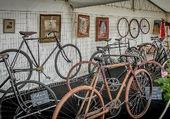 Visite au musée du vélo
