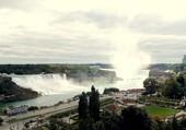 Puzzle les chutes du Niagara