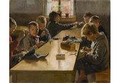 enfants couturiers-albert Edelfelt