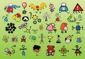 Puzzle dessin d'enfant