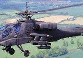 hélicoptère APACHE USA
