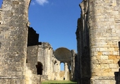 ruine de La Sauve Majeure