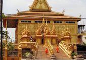 1. Pagode Cambodge
