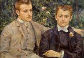 georges et charles durand ruel-Renoir