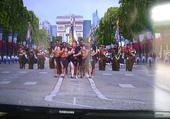 La Nouvelle Zélande défile