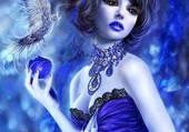 la vie en bleue