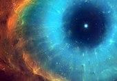 L'oeil galaxie
