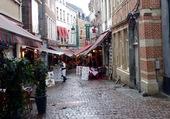 Petite rue animée