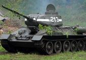T 34 russie