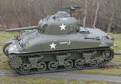 sherman US ARMY