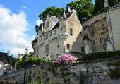 Visite au château de Souzay