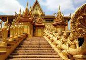 2. Pagode Cambodge