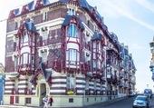 Maison riche en couleurs