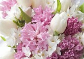Puzzle Bouquet frais