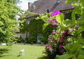 Maison Normande à colombages