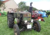 Tracteur Vierzon fv1 de 1948
