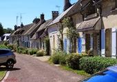 Puzzle Petite rue de village