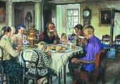 Puzzle repas familial-nicolai bogdanov