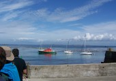 port ile de Sein