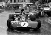Jackie Stewart - Monaco 1972