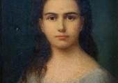jeune femme 18ème siècle